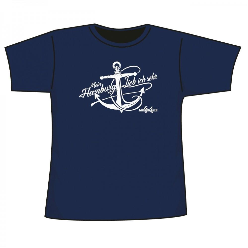 Abschlach! - Anker - T-Shirt