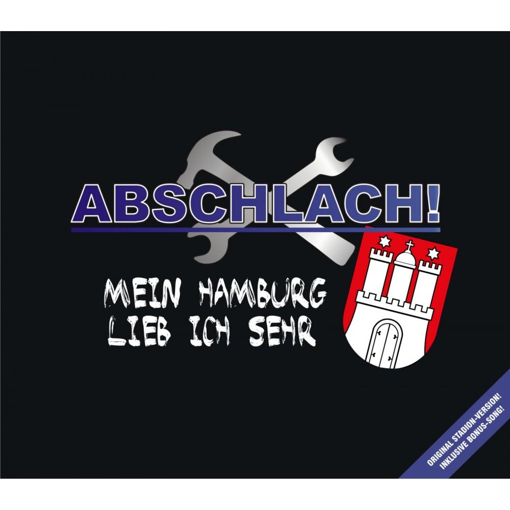 Abschlach! - Mein Hamburg lieb ich sehr - Maxi CD