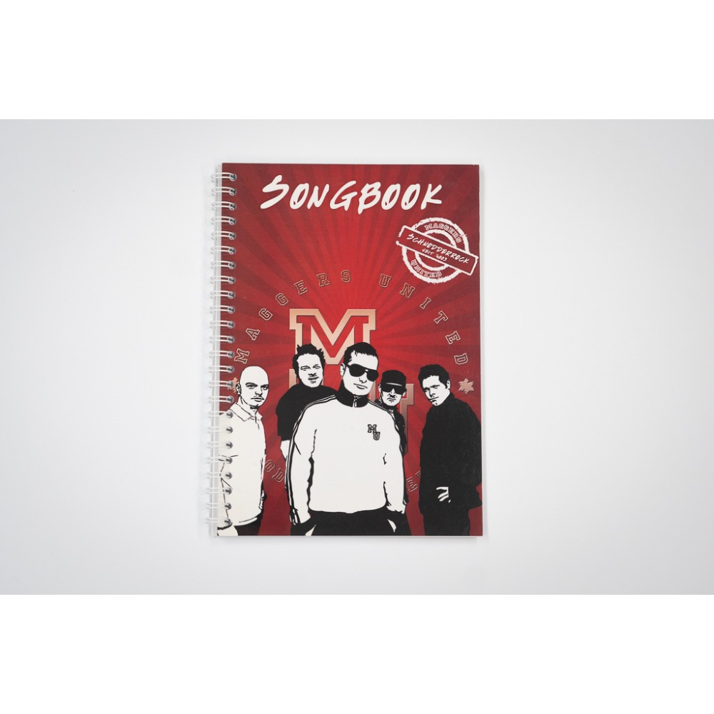 Maggers United - Songbook (mit Akkorden!)