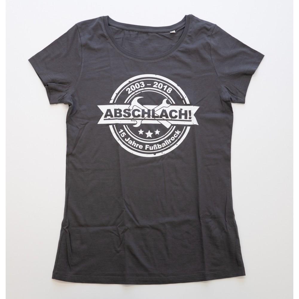 Abschlach! - 15 Jahre Fußballrock - Girlieshirt