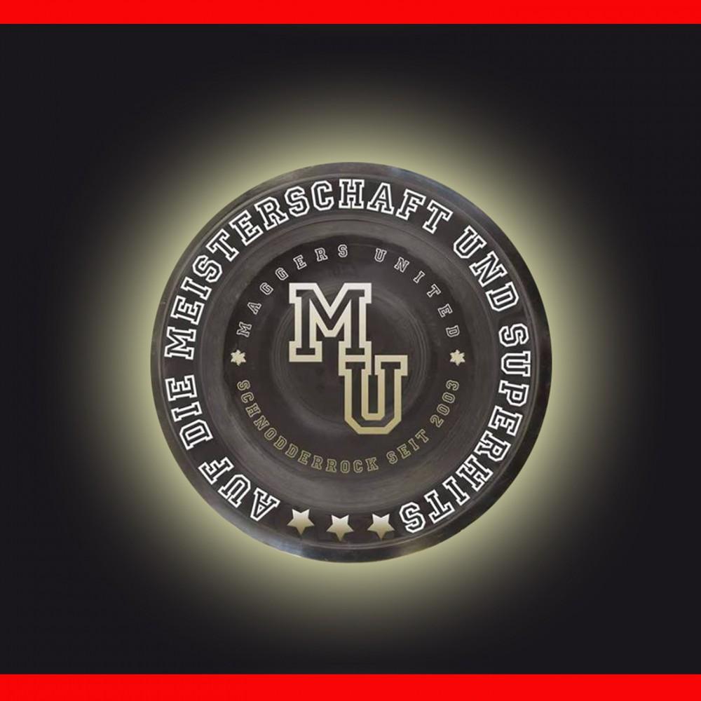 Maggers United - Auf die Meisterschaft & Superhits - CD