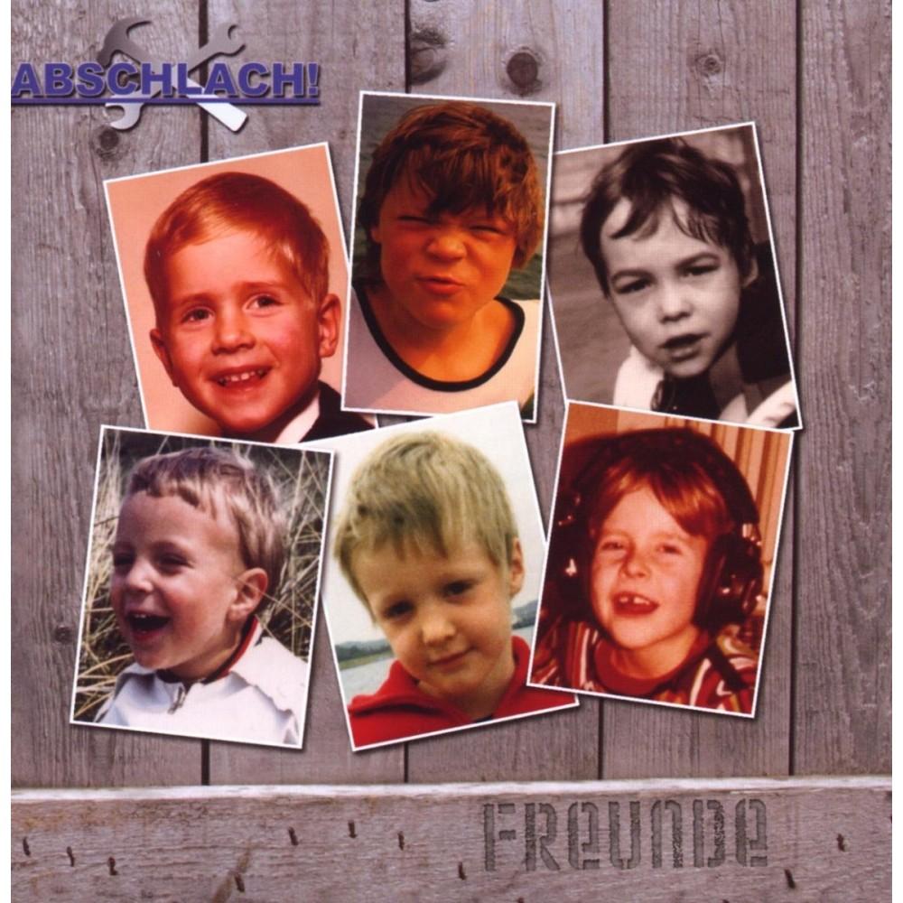 Abschlach! - Freunde - CD