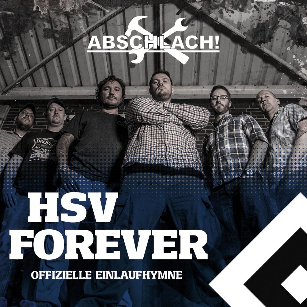 Abschlach! - HSV forever - Maxi CD