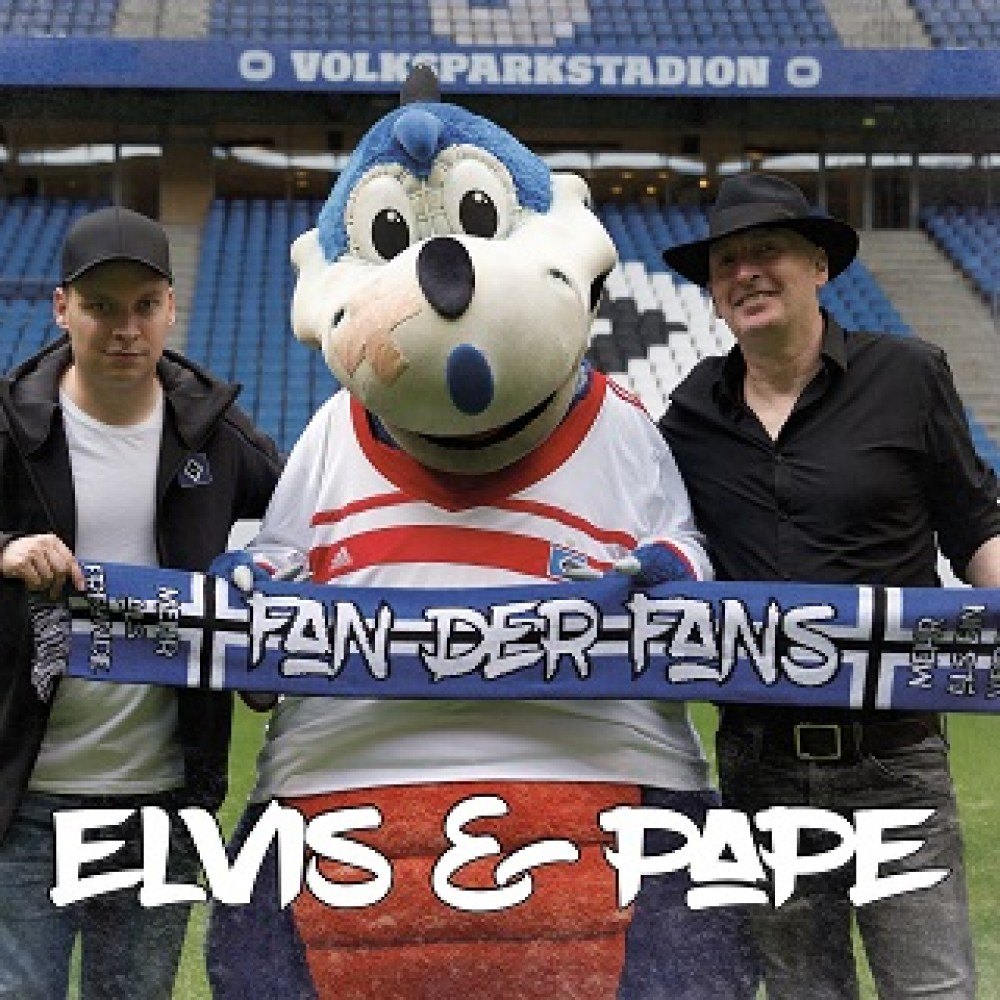 Elvis & Pape - Fan der Fans - CD Digipak