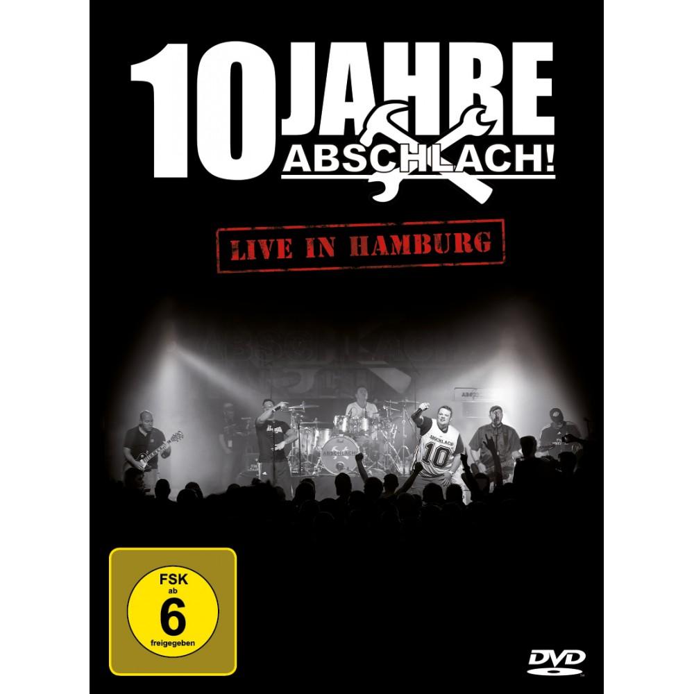 Abschlach! - 10 Jahre live in Hamburg - DVD