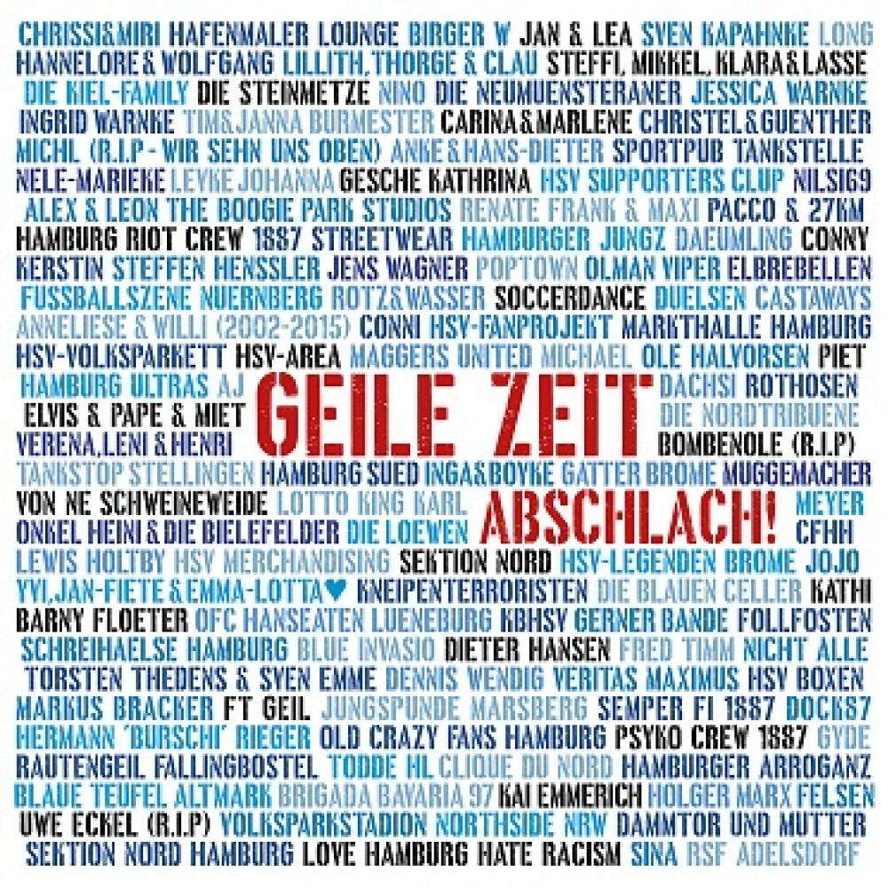 Abschlach! - Geile Zeit - CD Digipak