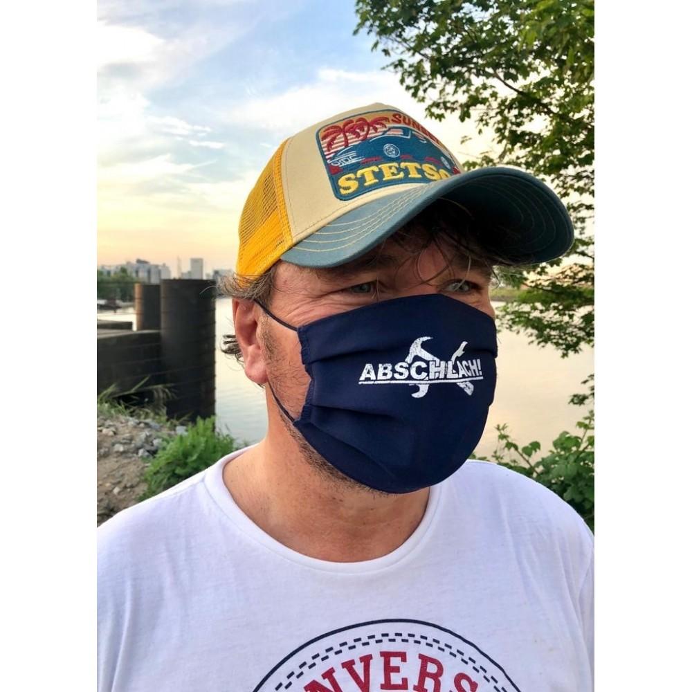 Abschlach! - Schutzmaske (versandkostenfrei!)