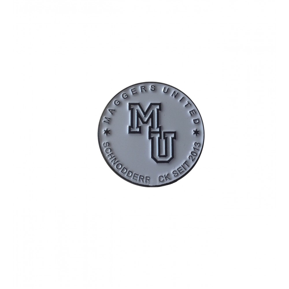 Maggers United Pin