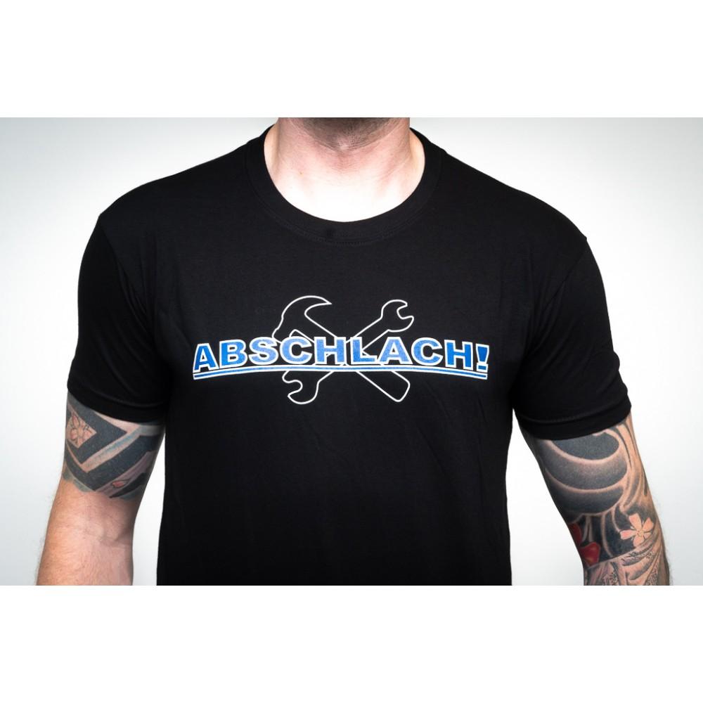 Abschlach! - Logo - T-Shirt