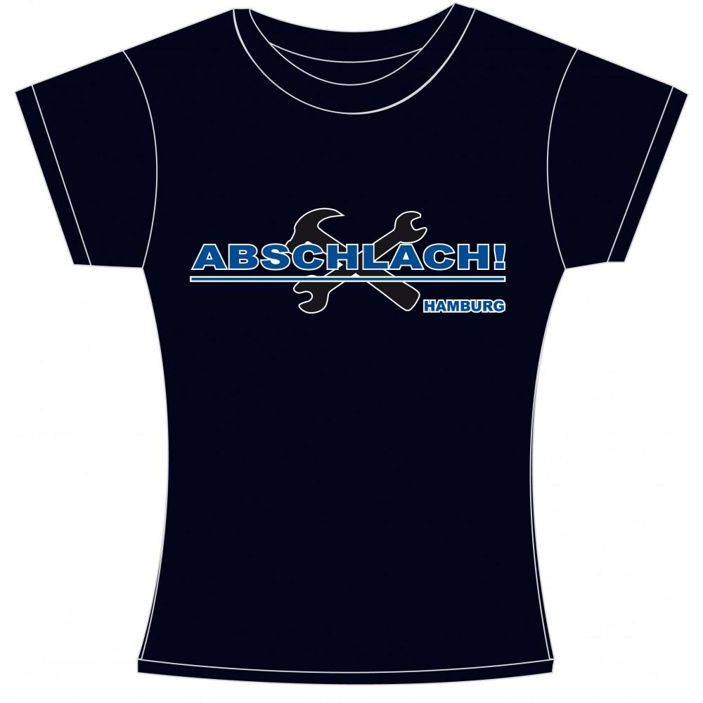 Abschlach! - Logo - Girlieshirt
