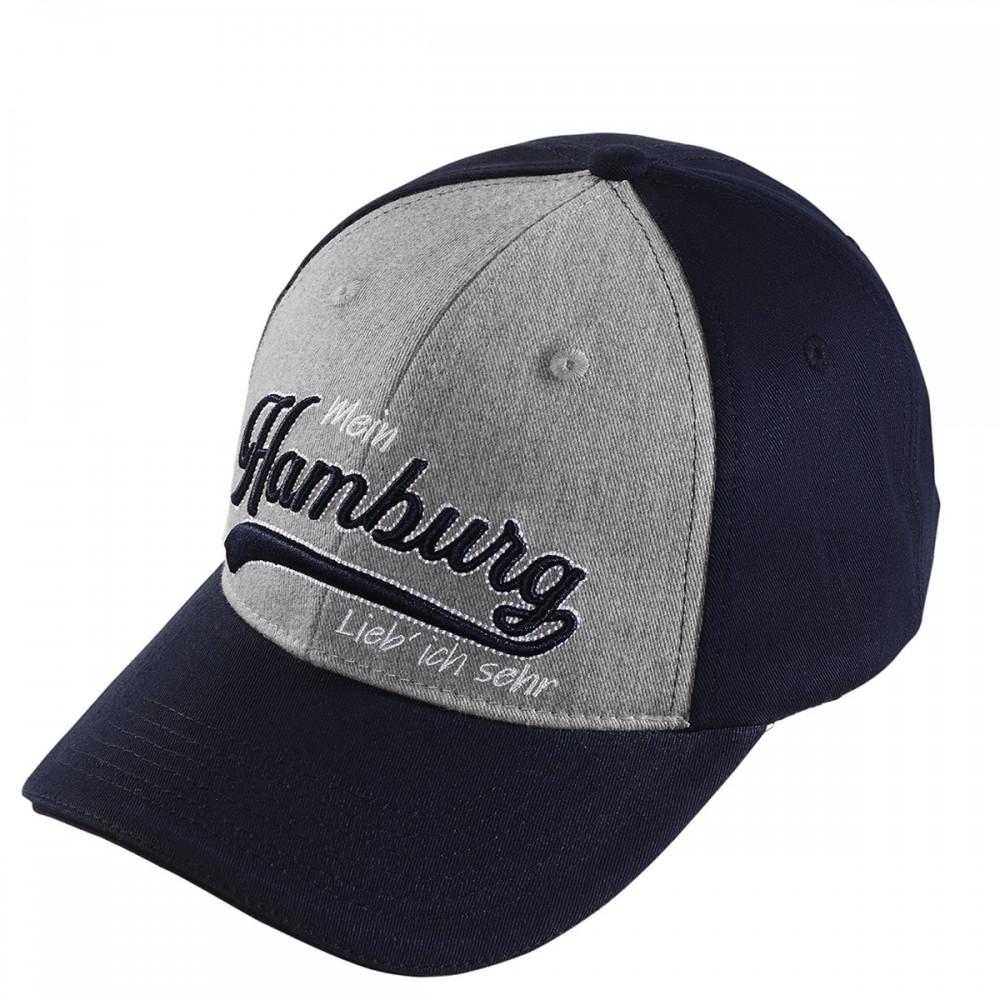 """HSV Cap """"Mein Hamburg lieb ich sehr"""""""