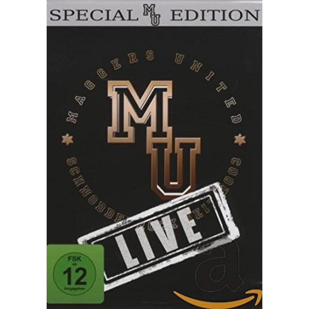 Maggers United - MU Live - DVD