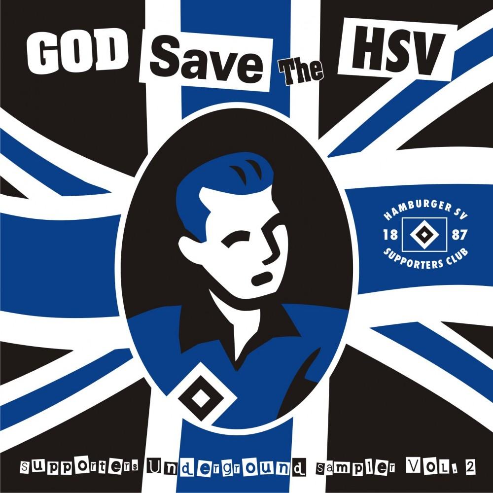 V/A - God save the HSV - CD Digipak