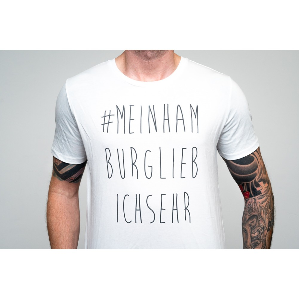 Mein Hamburg - T-Shirt Abschlach!