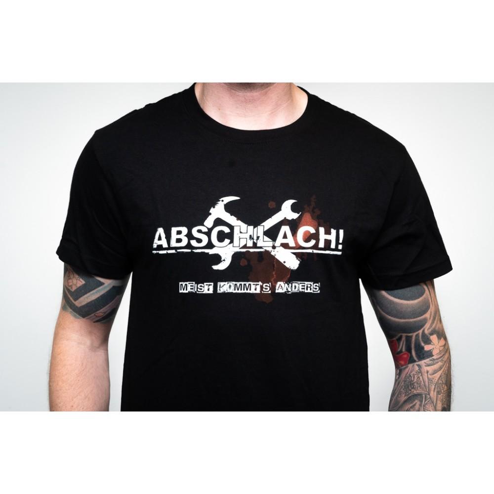 Meist kommts anders - T-Shirt Abschlach!