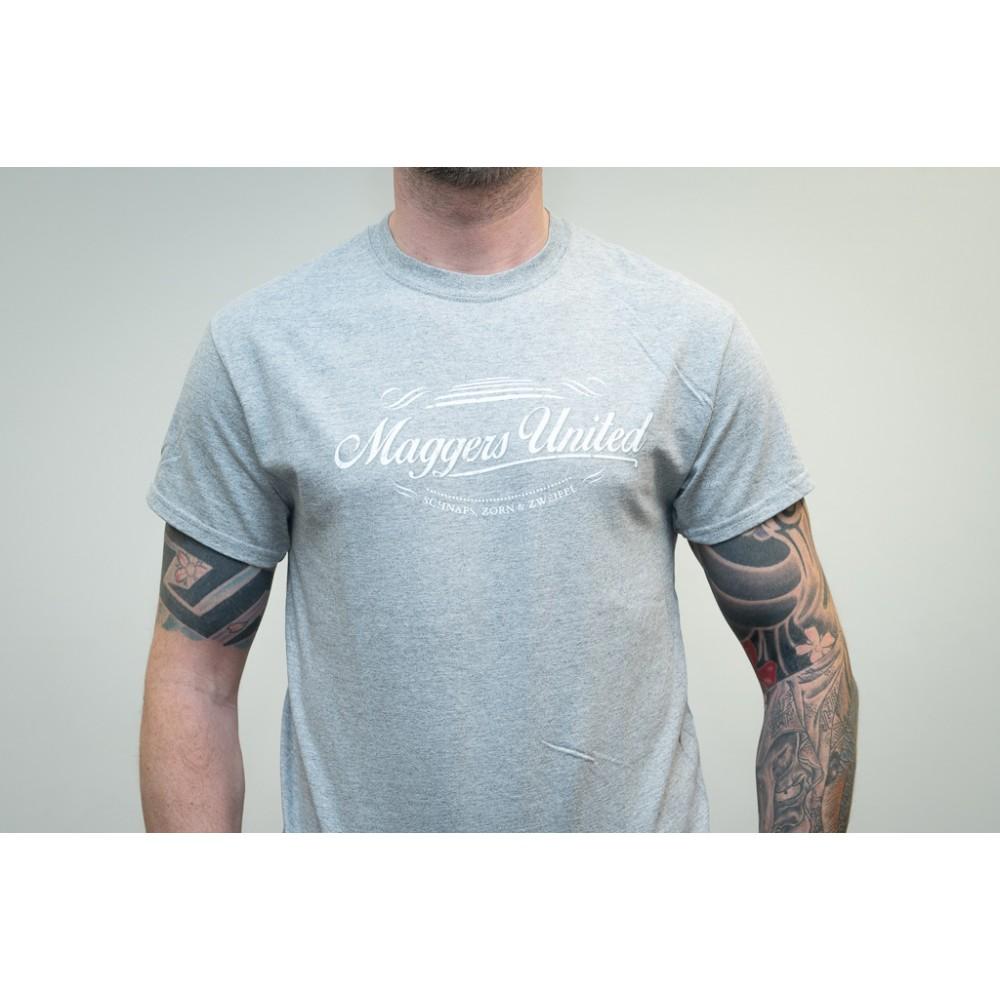Maggers United - Logo - T-Shirt